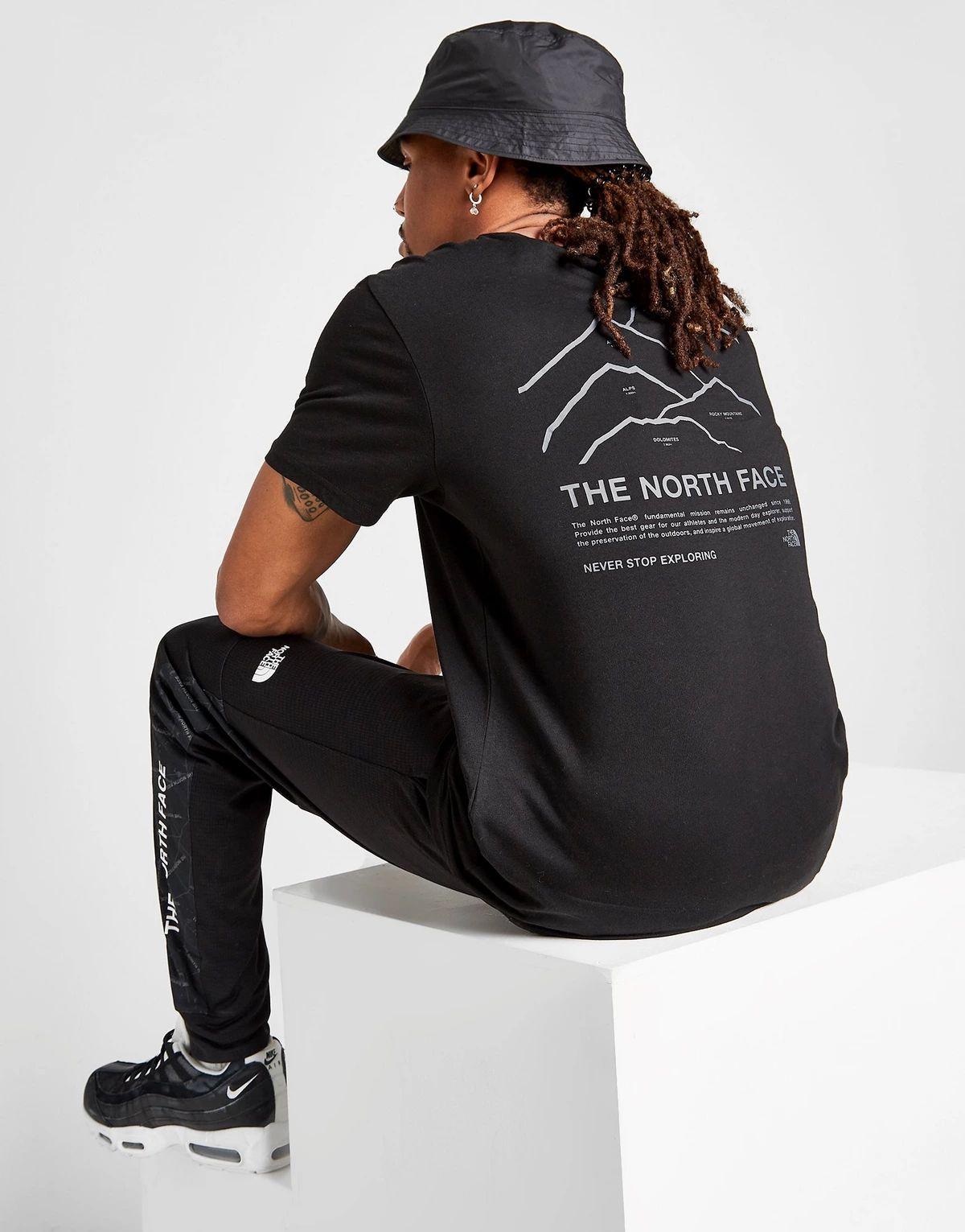 Camiseta The North Face Tonal Mountain