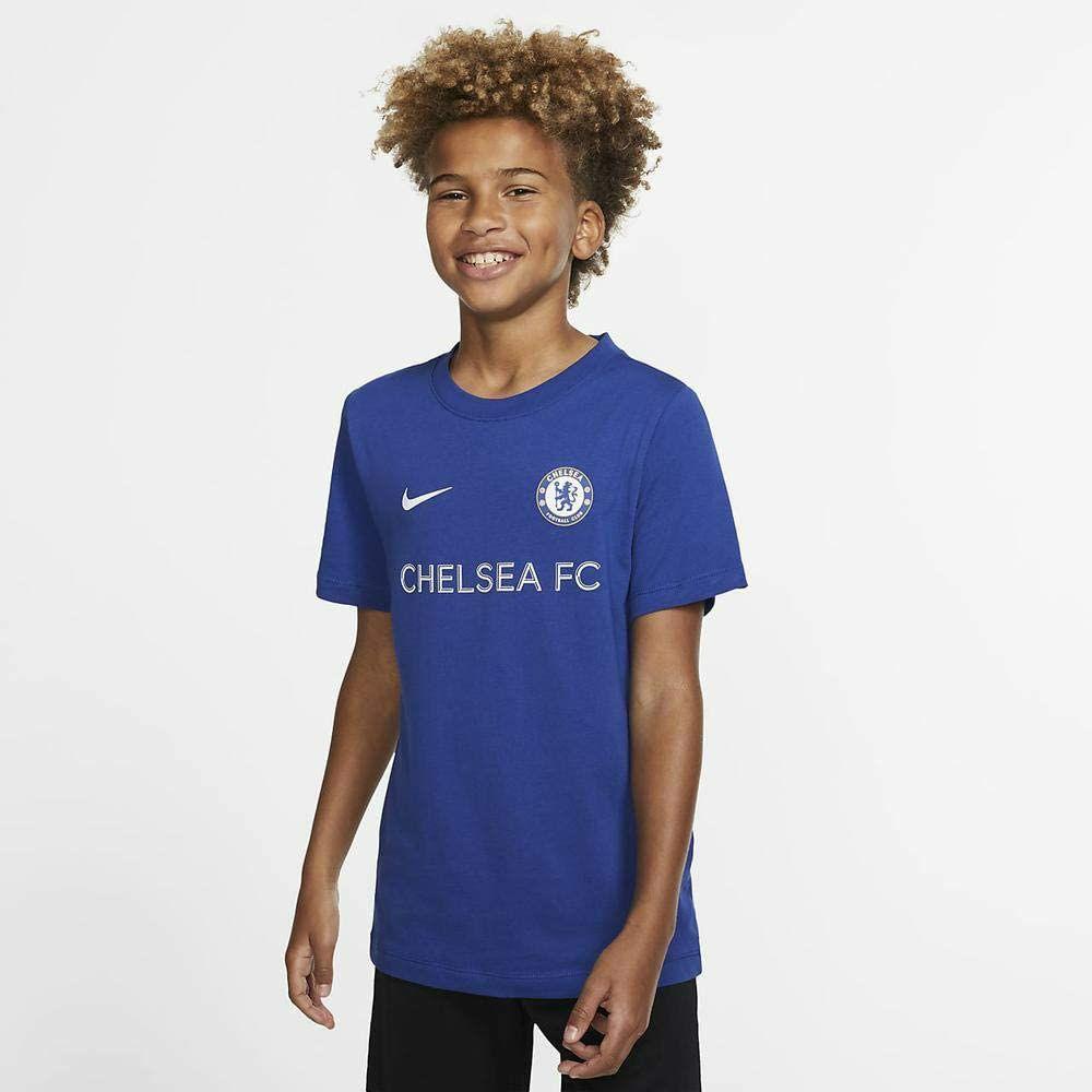NIKE CFC B Nk tee Core Match Camiseta Fútbol Niños
