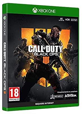 Call of Duty Black OPS IIII Xbox One