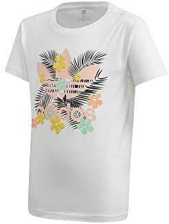 adidas tee T-Shirt, Niñas