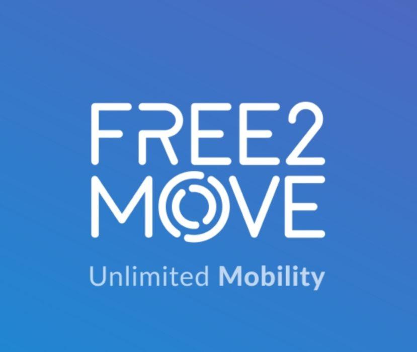 2 euros gratis en free2move (antiguo Emov)