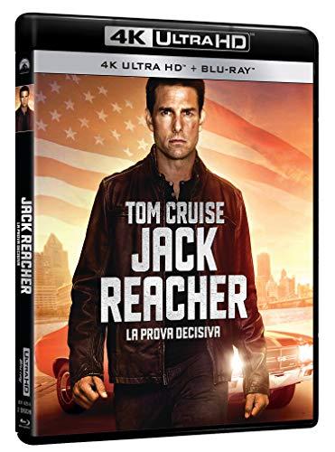Jack Reacher 4K y Blu-ray