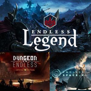 STEAM :: Juega GRATIS Endless Legend, Endless Space 2 y Dungeon of the Endless (fin de semana, SEGA)