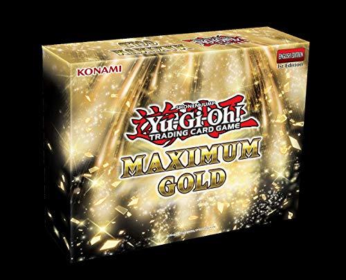 YU-GI-OH! JCC -Duelos perdidos, Lot de 6 Coffret Maximum Gold (PlayStation 4)