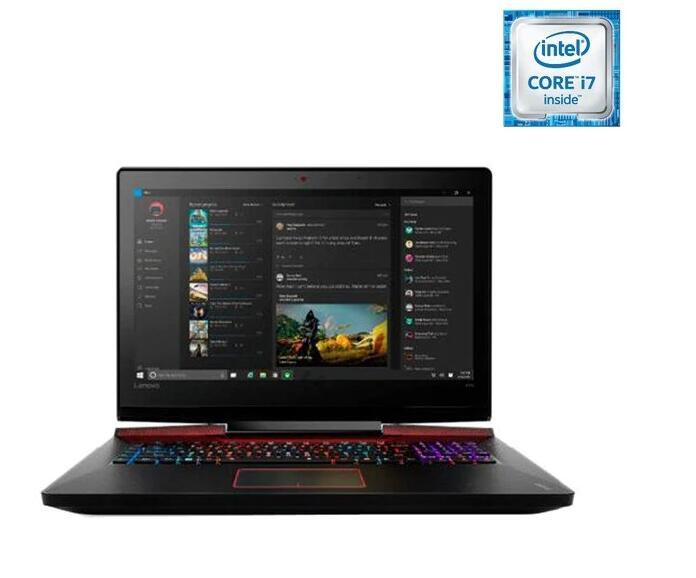 Portátil Lenovo Ideapad Y910-17ISK, i7, 64 GB, 1 TB (Reacondicionado)