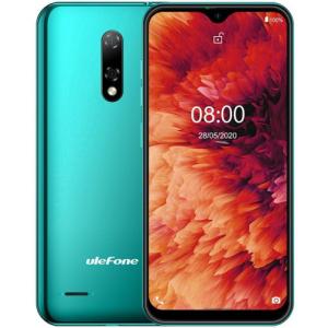 Ulefone Smartphone Note 8P Green 4G 2/16 Gb 5Mp CáM 3500Mah