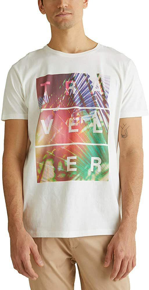 TALLA M - Esprit Camiseta para Hombre