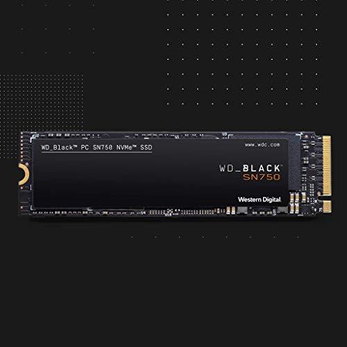 WD BLACK SSD SN850 de 500 GB SSD nvme pcie 4.0