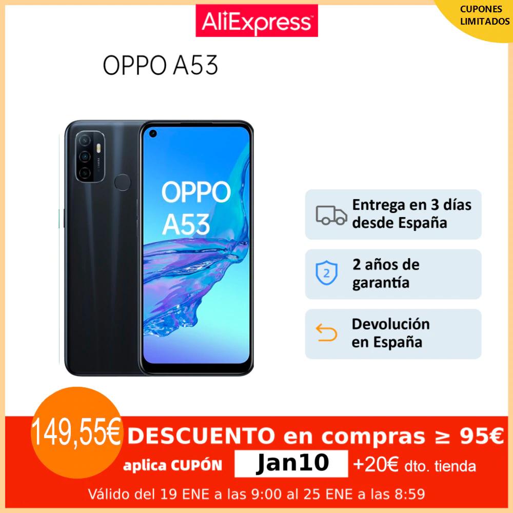 OPPO A53 4GB/64GB desde España (PLAZA)