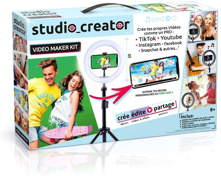 Studio Creator kit videos solo 20€