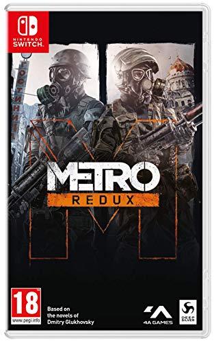 Metro Redux [Nintendo Switch] (Formato físico, importación inglesa)
