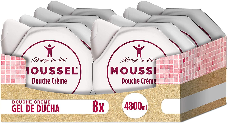 8x Moussel gel hidratante solo 11.1€