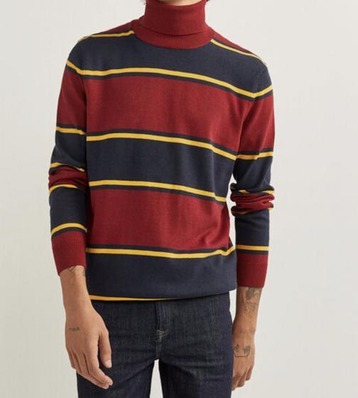Jersey de cuello alto Springfield