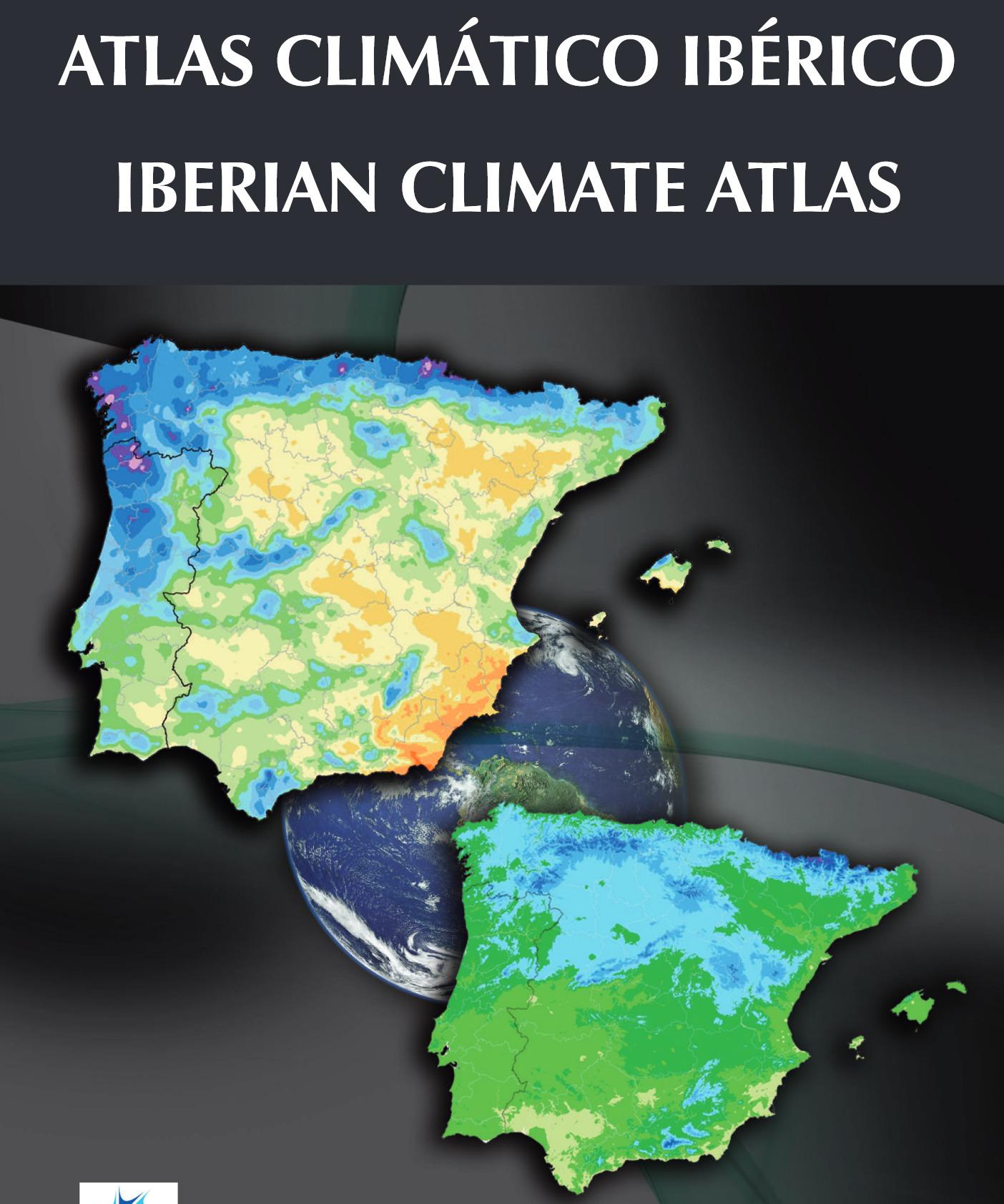 Atlas climatológicos en pdf de la Península Ibérica (gratis desde Aemet)