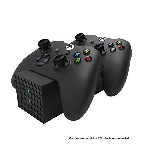 Base Cargador para mandos para Series X y S (Xbox Series X)