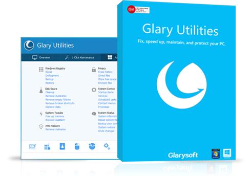 Glary Utilities Pro 1 año GRATIS
