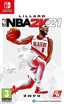 NBA 2k21- Nintendo Switch (Edición Exclusiva Amazon)