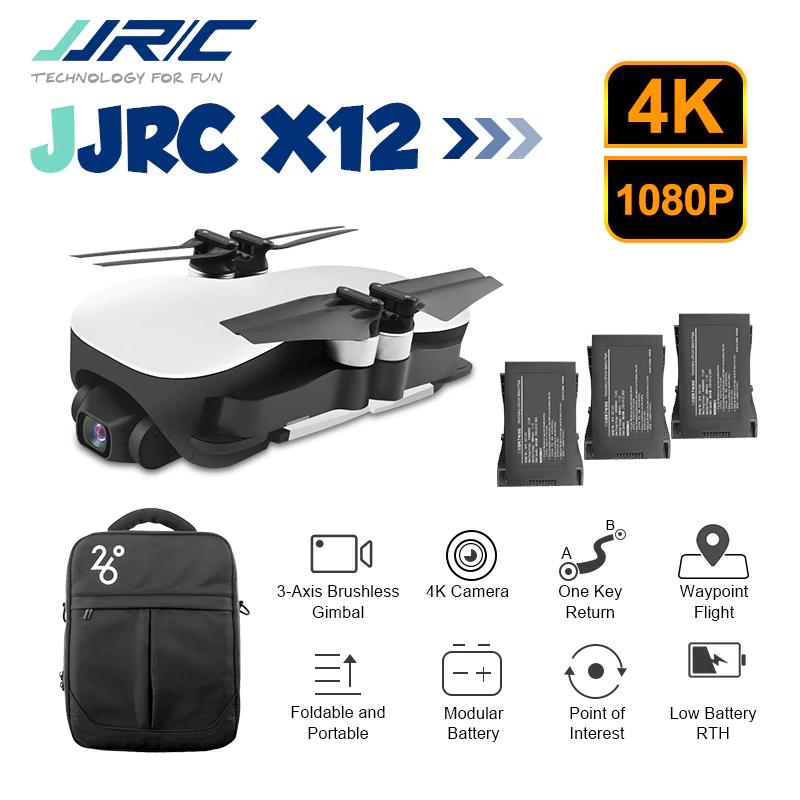 Dron plegable JJRC X12
