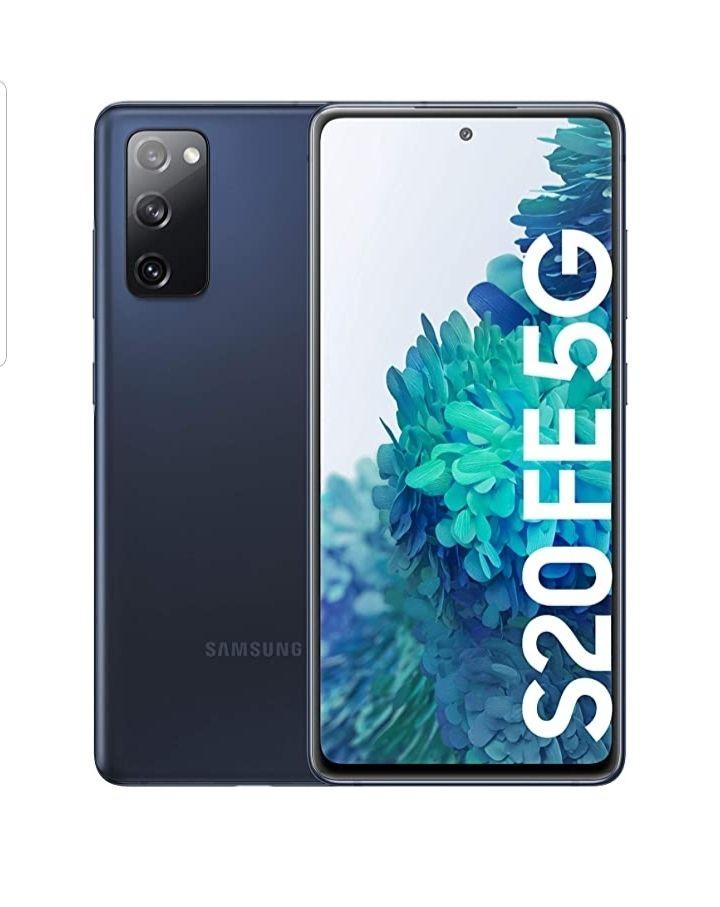 Samsung Galaxy S20 FE 5G 128GB + cupón de 100€ de Amazon