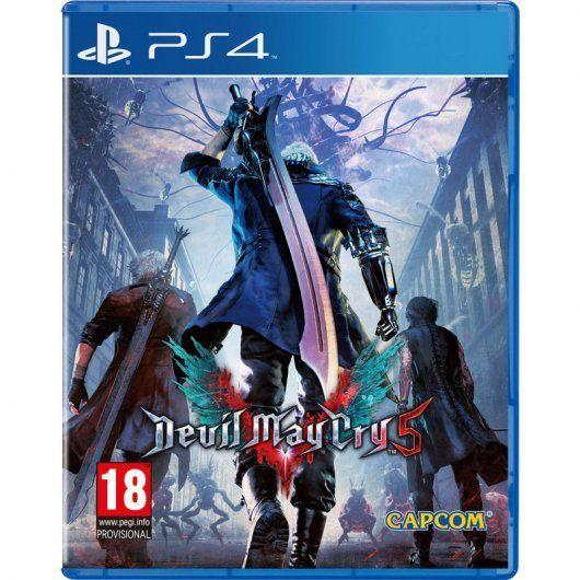 Devil May Cry 5 PS4 [Importación Reino Unido]