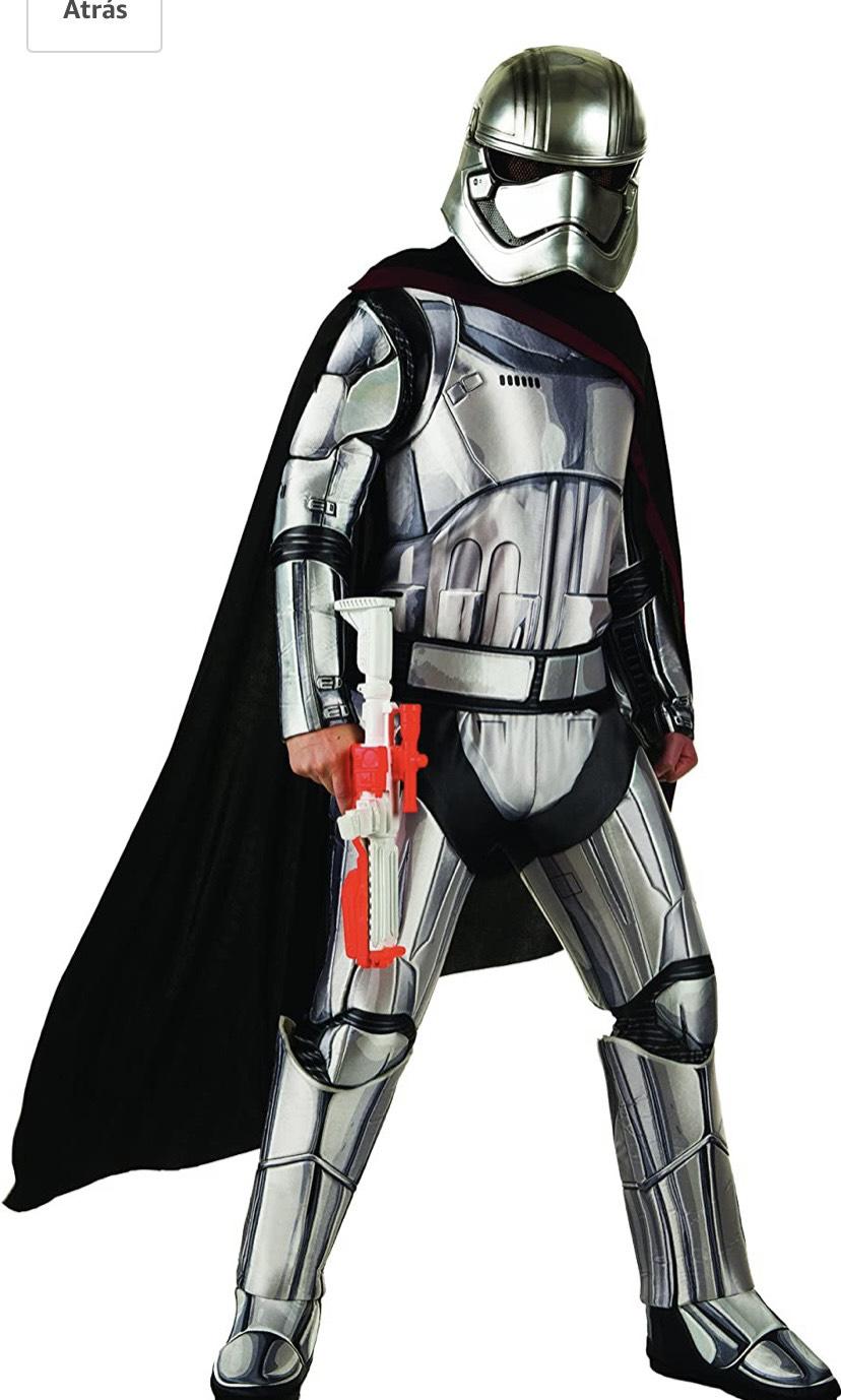 Talla XL disfraz Stormtrooper Commander