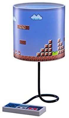 Lampara de mesa NES