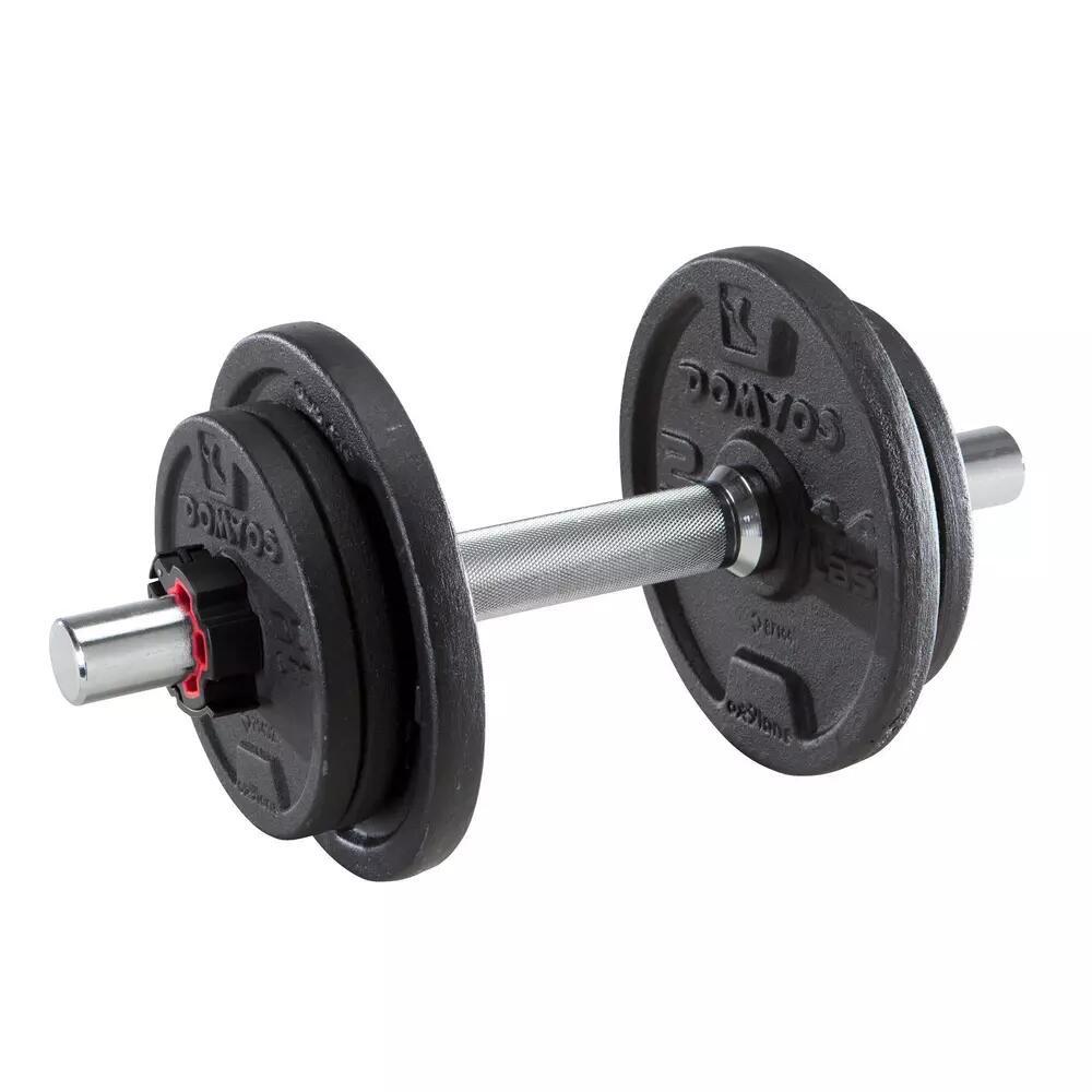Mancuerna 10 kg Decathlon