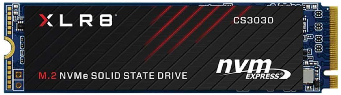 SSD PNY XLR8 CS3030 NVMe 500GB