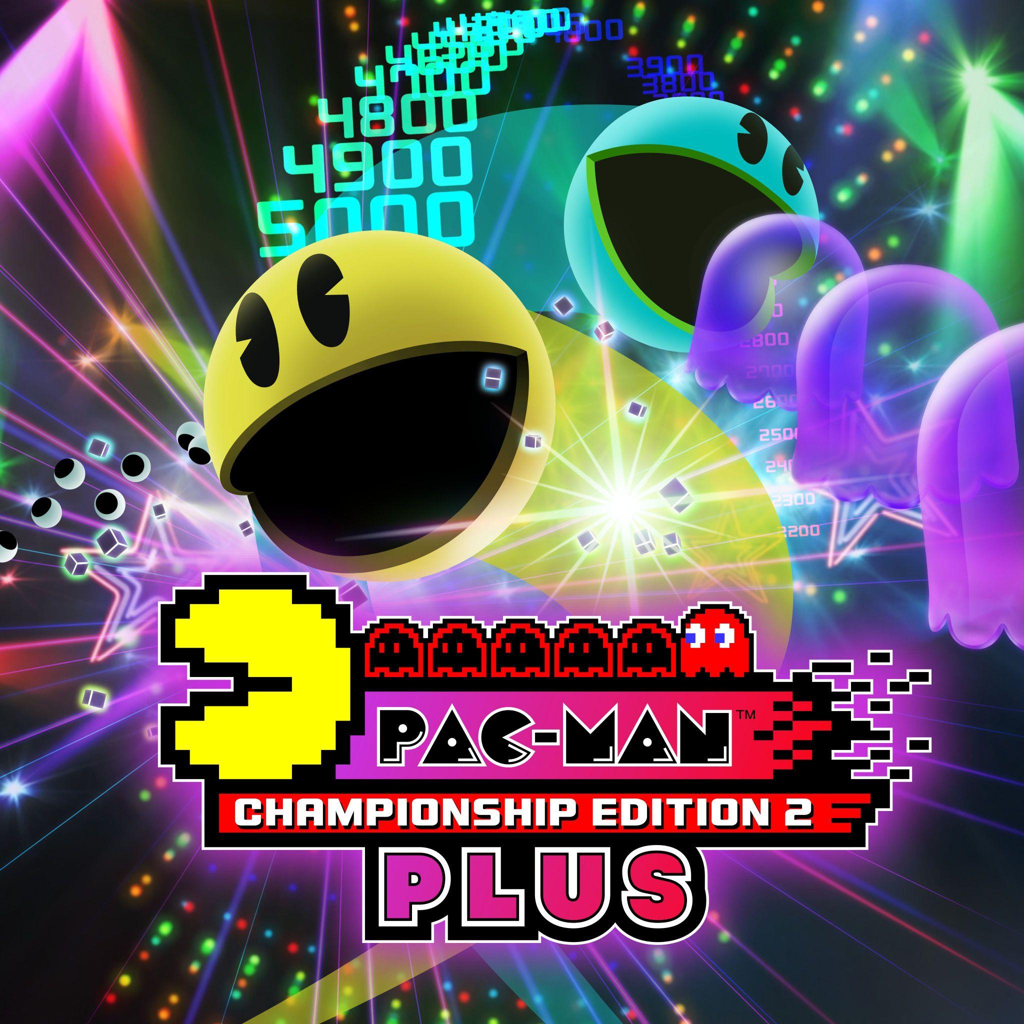 PAC-MAN™ CHAMPIONSHIP EDITION 2 PLUS
