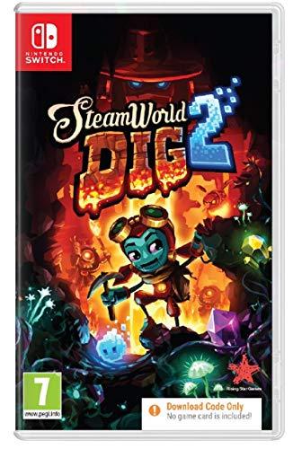 Nintendo Switch SteamWorld Dig 2 (código de descarga)