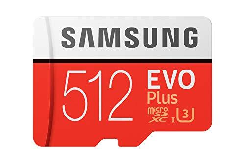 Samsung EVO Plus 512GB microSD