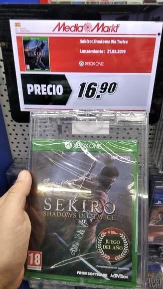 Sekiro Xbox Mediamarkt