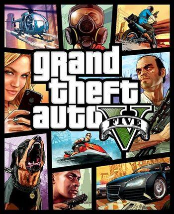 Grand Theft Auto V: Premium Online Edition Rockstar Games Launcher Key GLOBAL