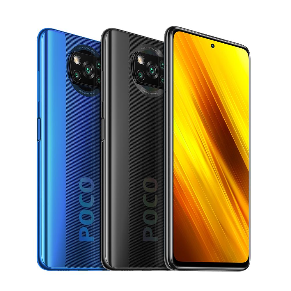Xiaomi Poco X3 6GB+64GB - desde Alemania