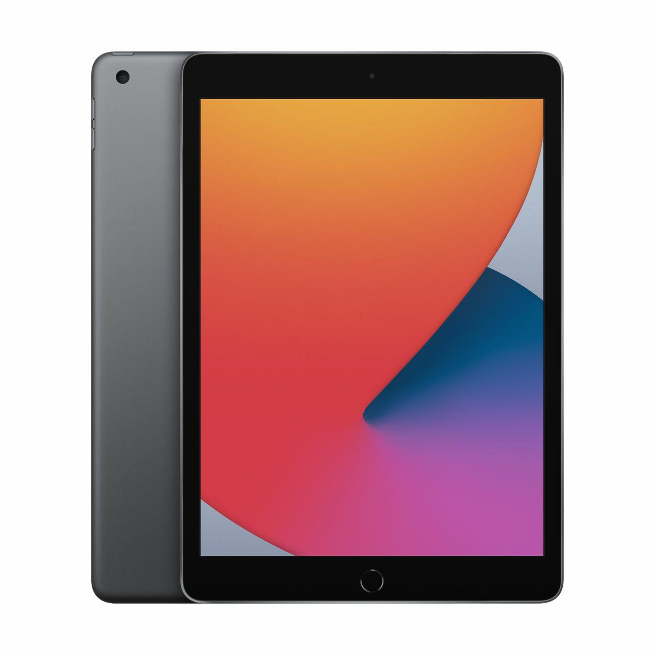 Apple iPad 2020 de 8ª generación. 32 GB. Gris espacial.