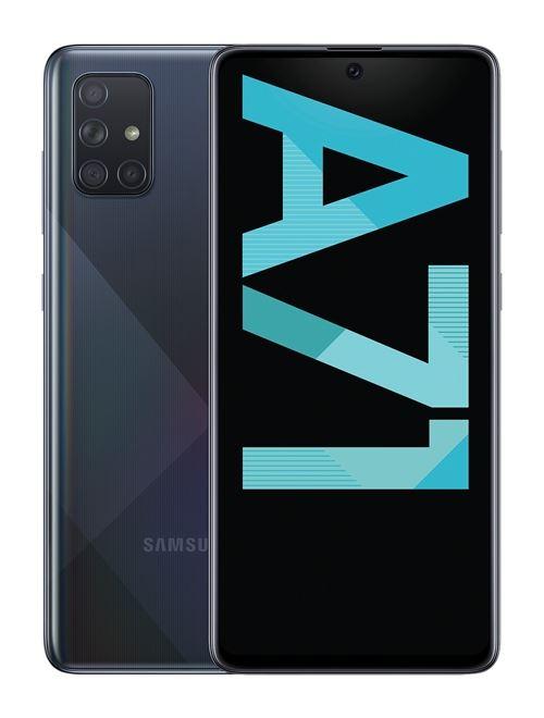 Galaxy A71 6GB - 128GB solo 287€ + 45€ en saldo de Amazon