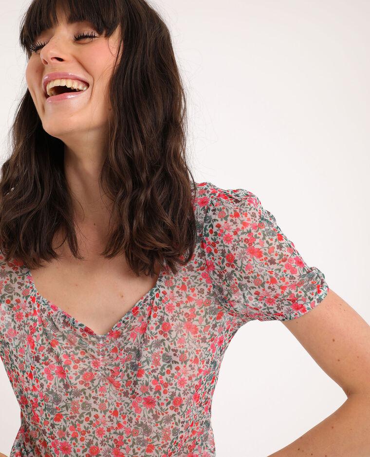 Camiseta de Flores en Pimpie 3x2