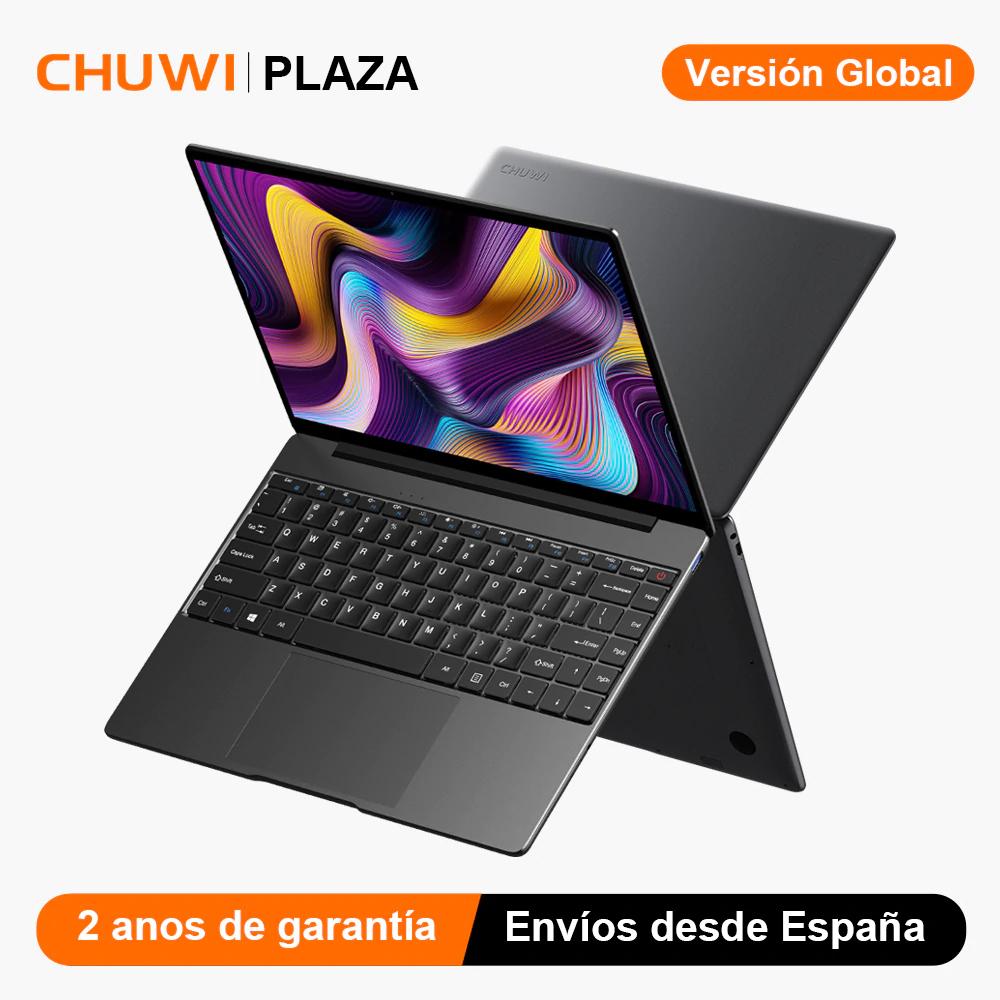 Portátil CHUWI GemiBook Pro - Intel lake Gemini J412, Windows 10, 512GB SSD, 16GB RAM, Pantalla 2K