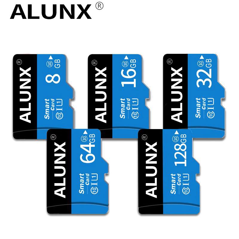 Tarjeta microSD Alunx 128GB Clase 10 U1 por 7,9€