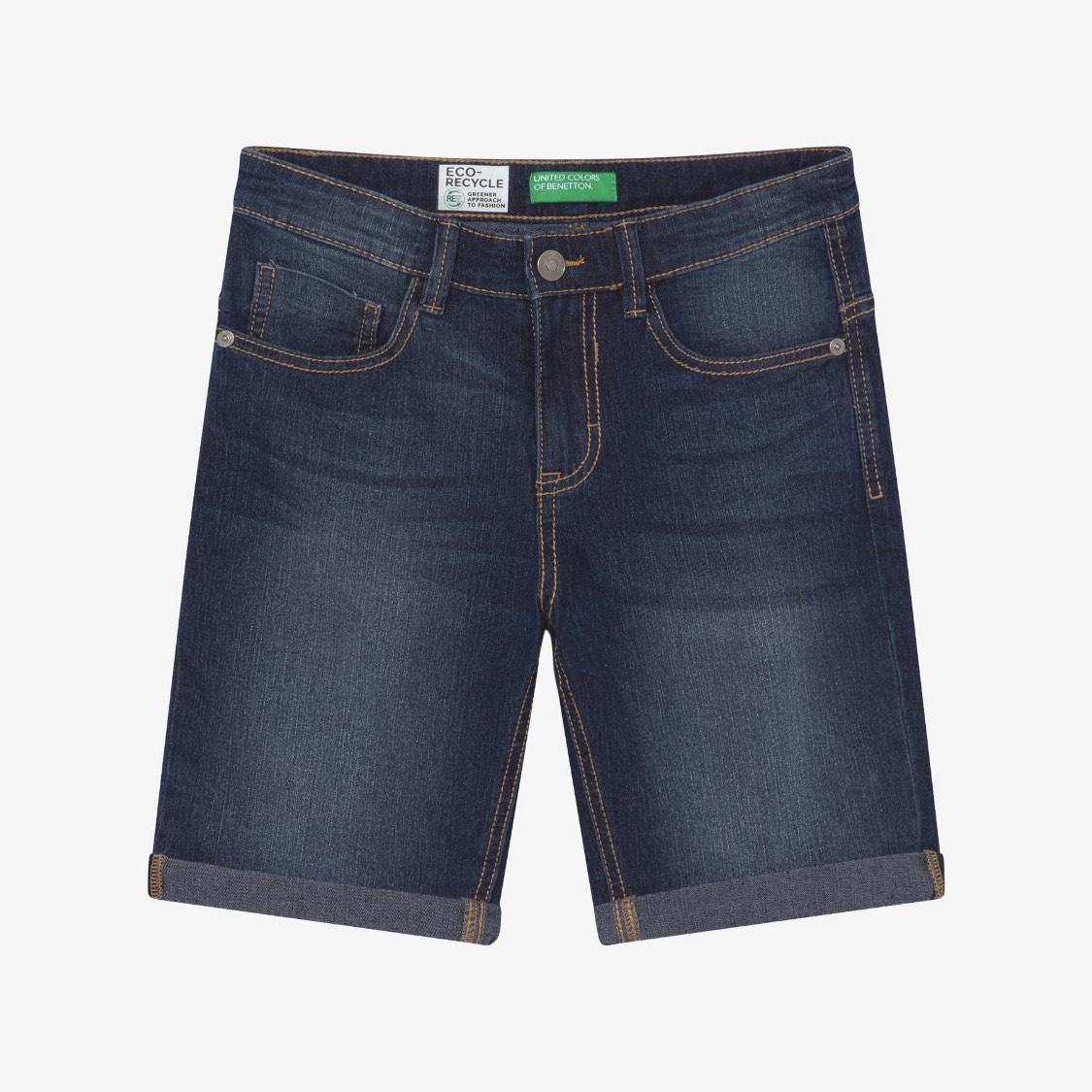 Shorts Vaqueros Benetton (Niño/a)