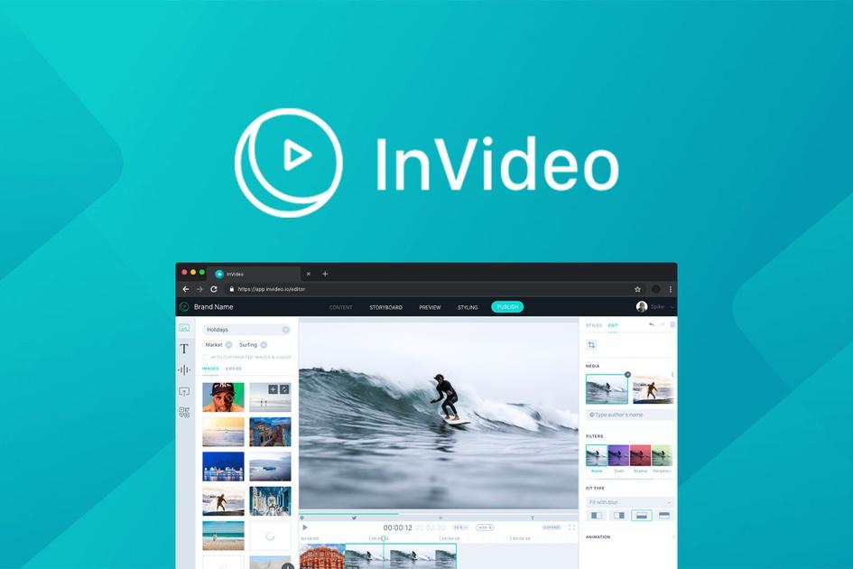 Curso: Video marketing con INVIDEO