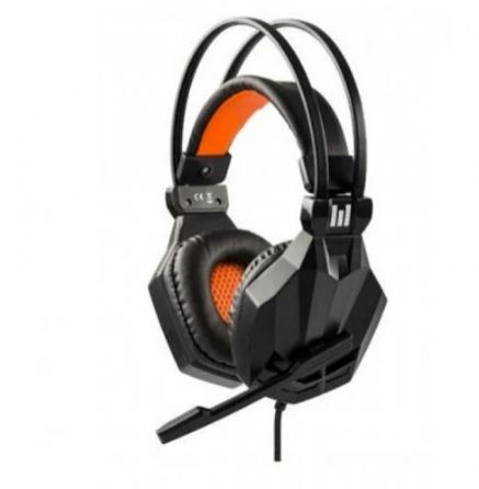 Indeca Headset Izakhi Auriculares Gaming Multiplataforma