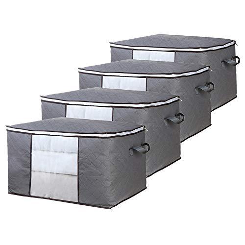 4 Cajas Almacenaje Ropa