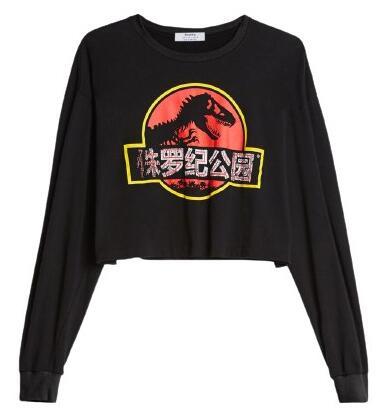 Camiseta Jurasic Park (varias tallas)