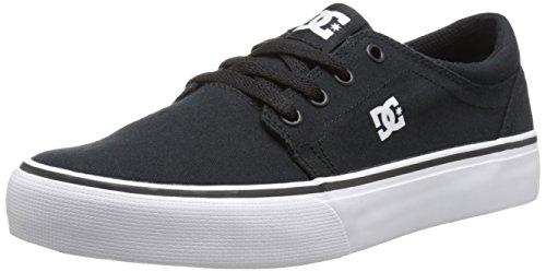 DC Zapatillas de Skateboard Unisex niños