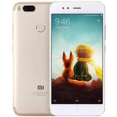 Xiaomi Mi A1 4/64GB (Color Oro) (Garantía en España)