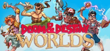 Doom & Destiny Worlds [Steam][Mínimo histórico]