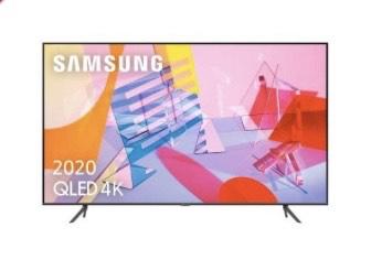 """Televisión 50"""" QLED Samsung"""