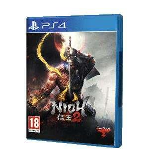 Nioh 2 (PS4, Físico, AlCampo Linares)