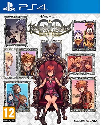 Kingdom Hearts Melody of Memory [PS4 / Nintendo Switch] (Formato físico)